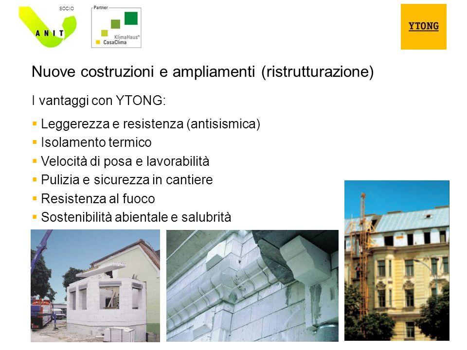 Nuove costruzioni e ampliamenti (ristrutturazione)