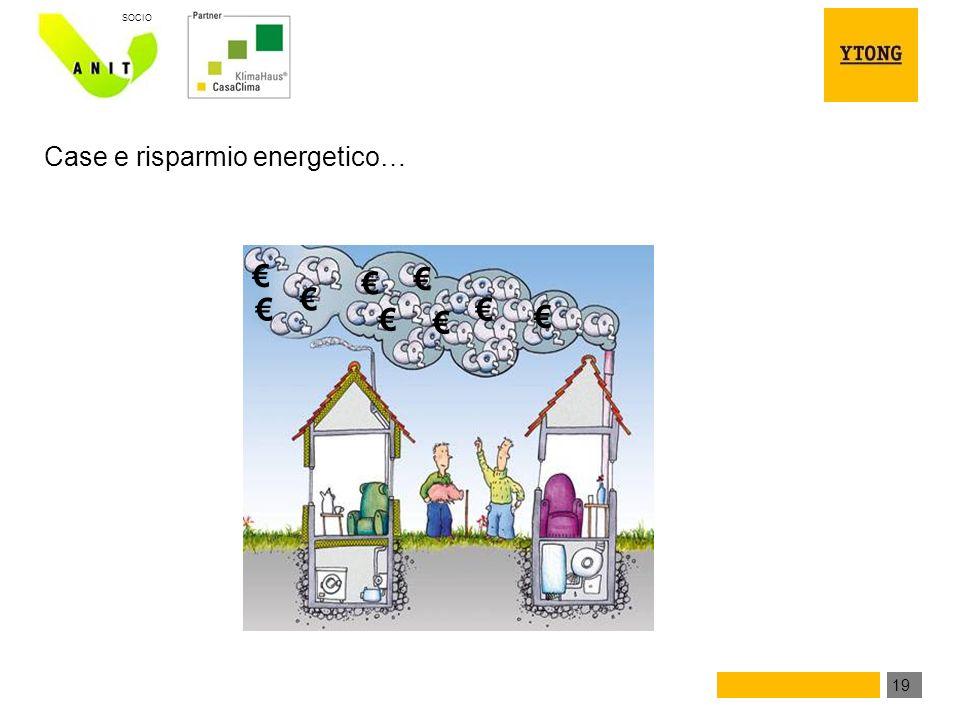 Case e risparmio energetico…
