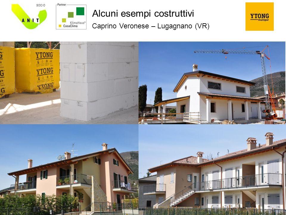 Alcuni esempi costruttivi