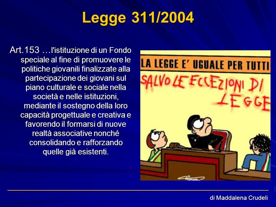 Legge 311/2004