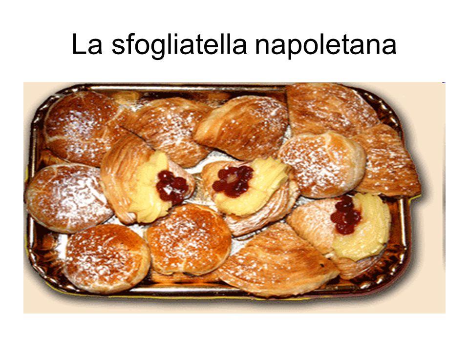 La sfogliatella napoletana