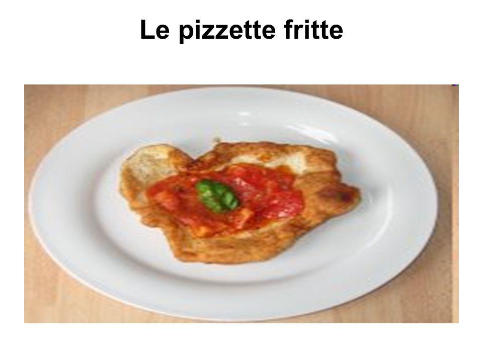 Le pizzette fritte