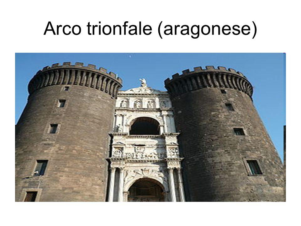 Arco trionfale (aragonese)