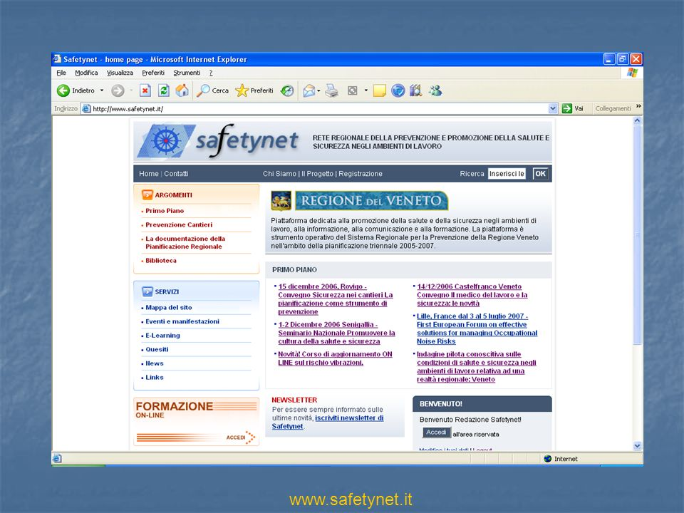 www.safetynet.it