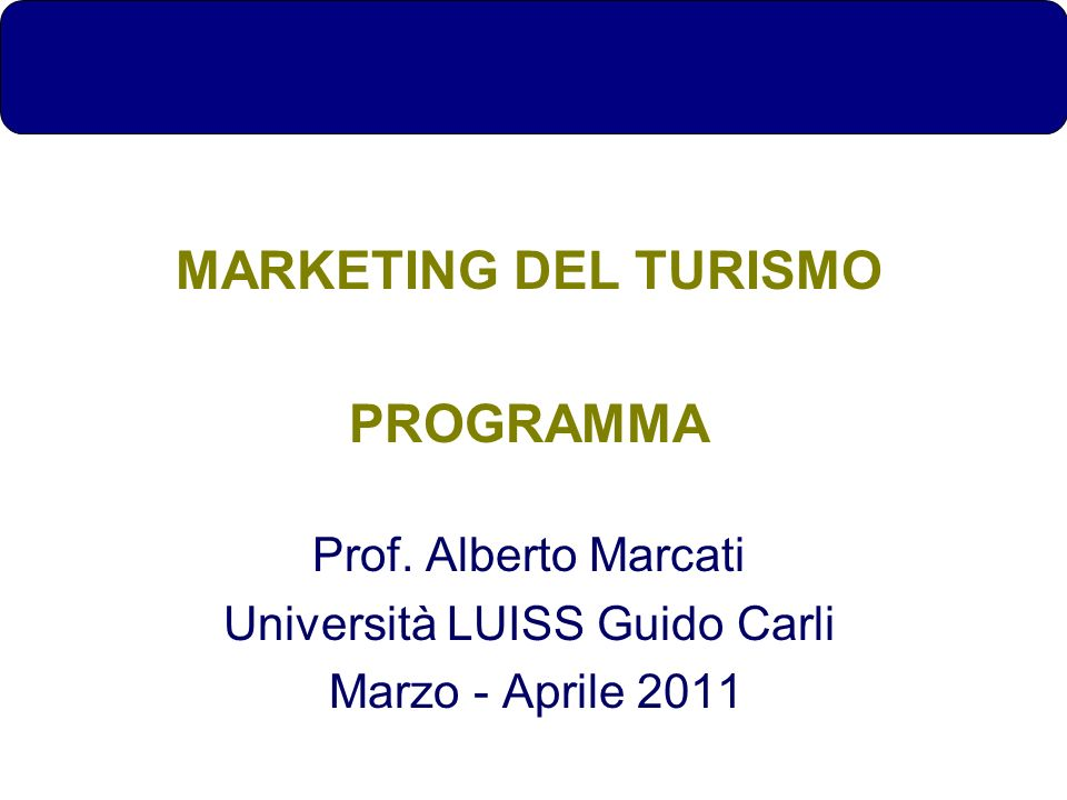 Università LUISS Guido Carli