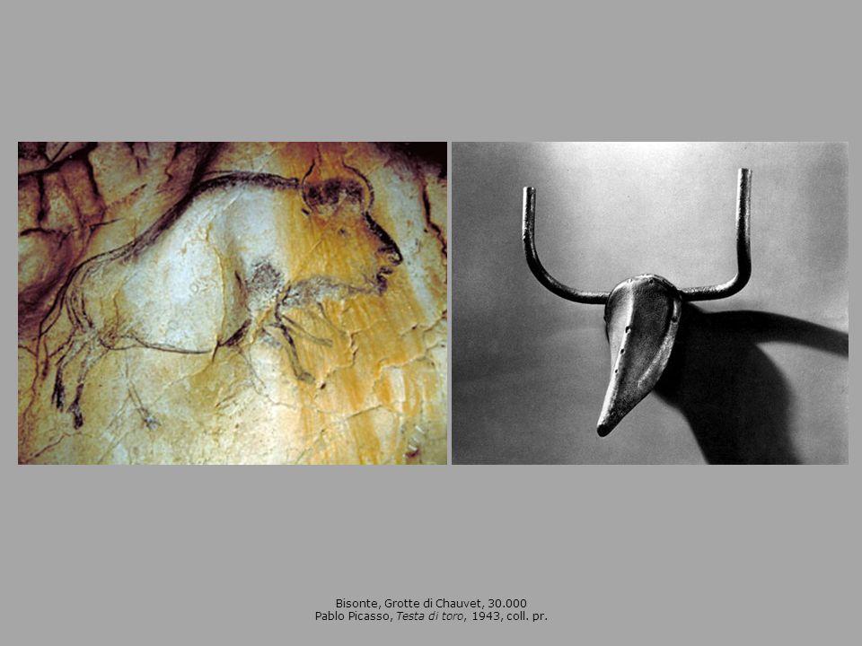 Bisonte, Grotte di Chauvet, 30.000