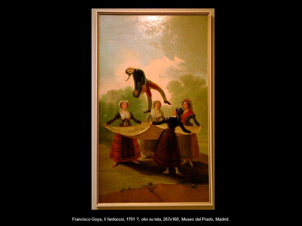 Francisco Goya, Il fantoccio, 1791