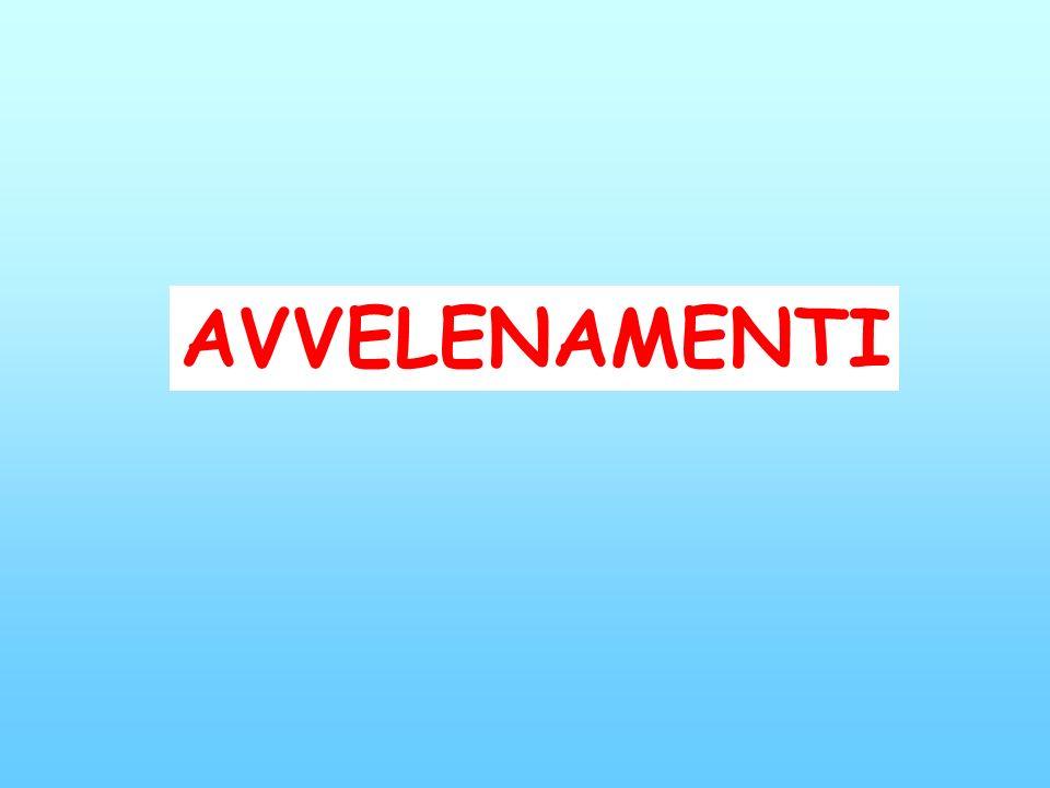AVVELENAMENTI