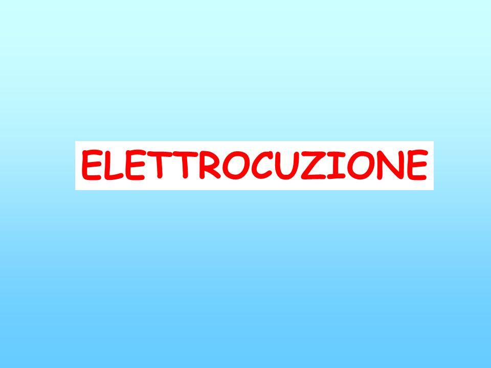 ELETTROCUZIONE