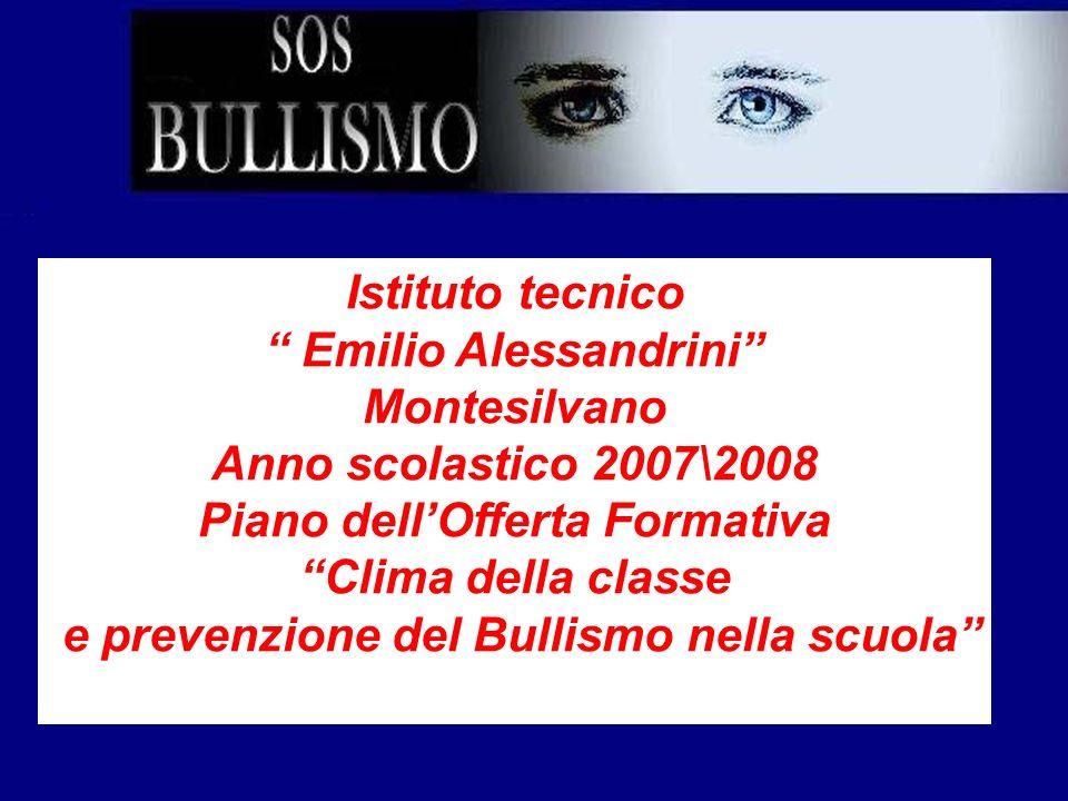 Emilio Alessandrini Montesilvano Anno scolastico 2007\2008
