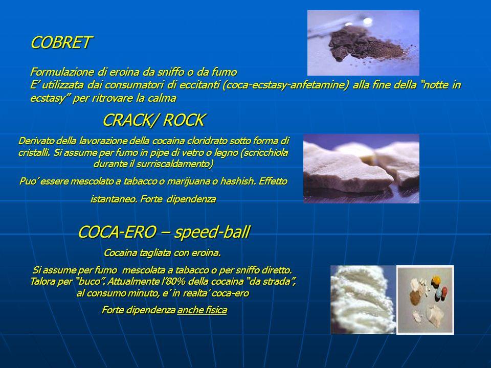 COBRET CRACK/ ROCK COCA-ERO – speed-ball