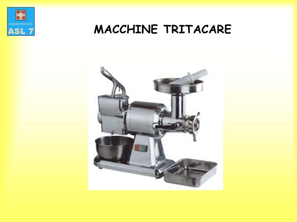 MACCHINE TRITACARE