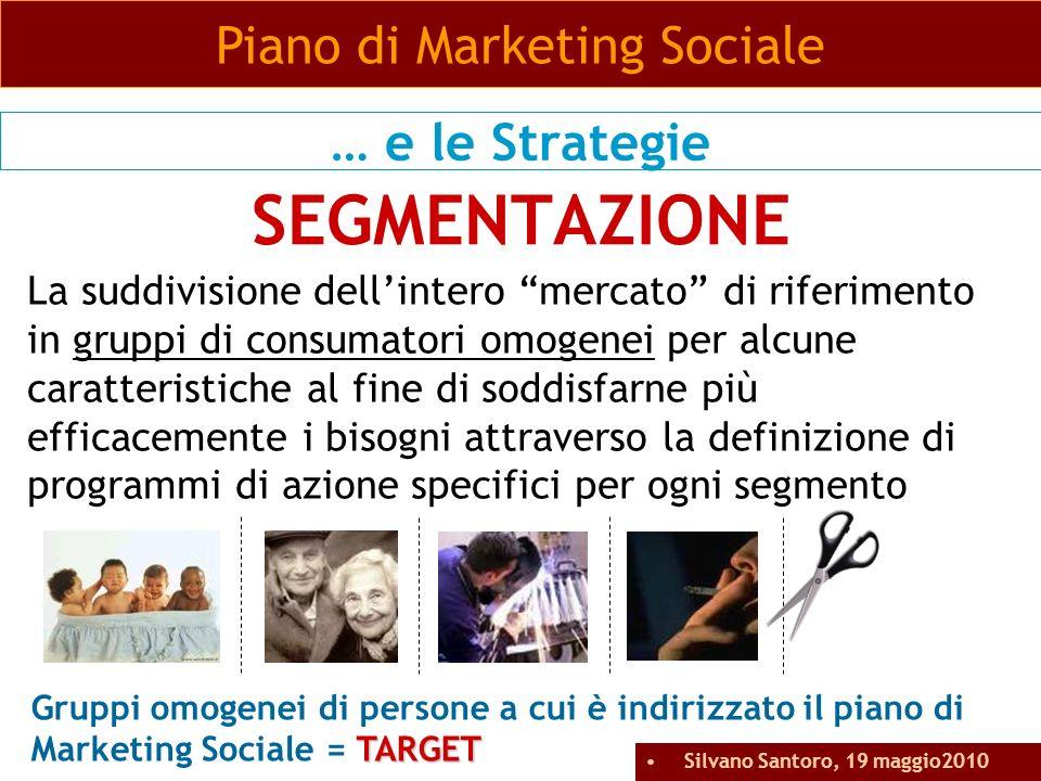 Piano di Marketing Sociale