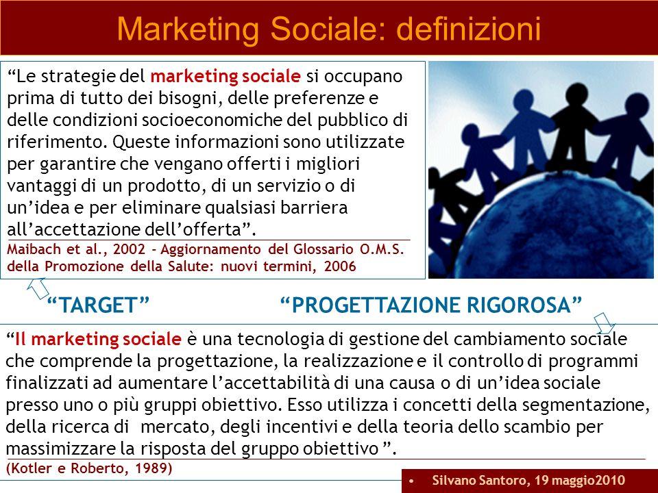 Marketing Sociale: definizioni