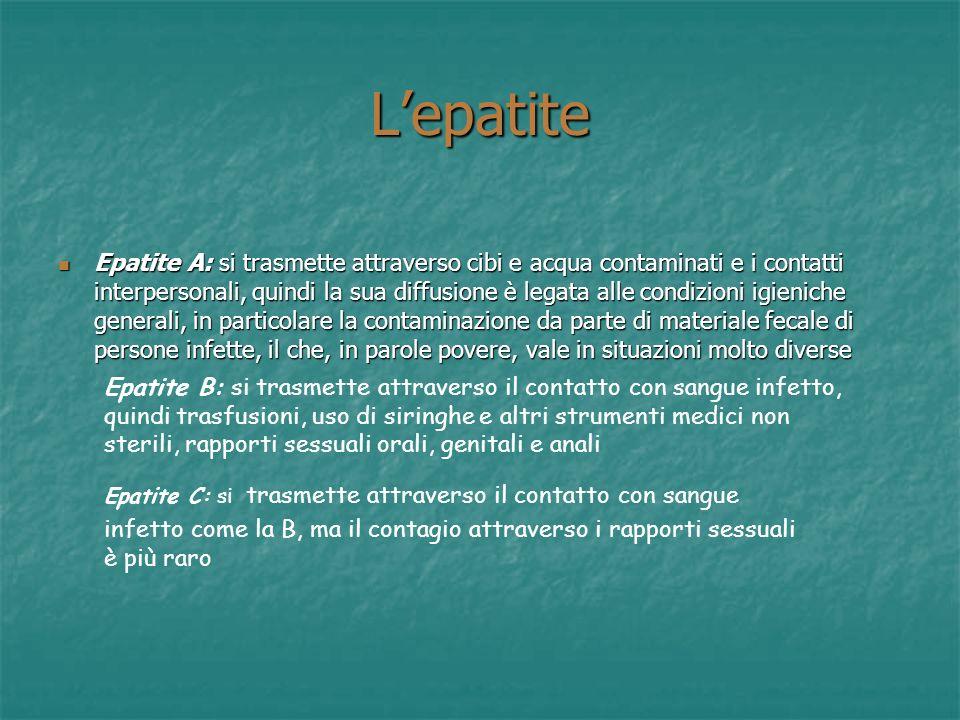 L'epatite