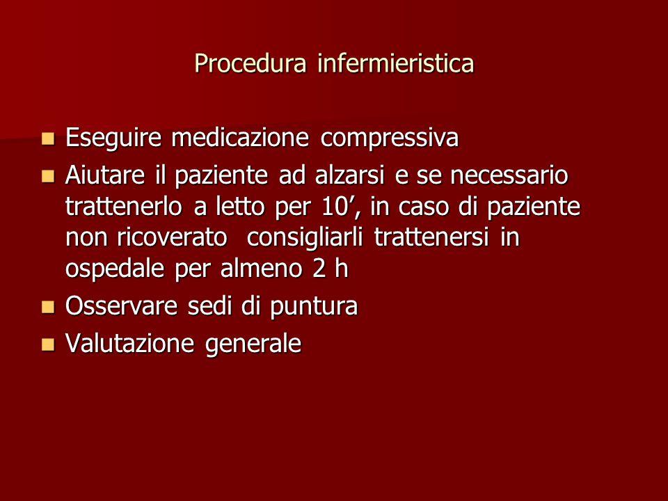Procedura infermieristica
