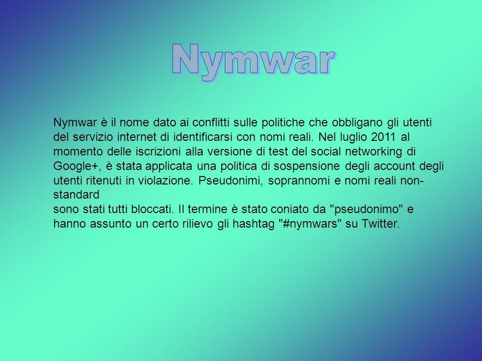 Nymwar