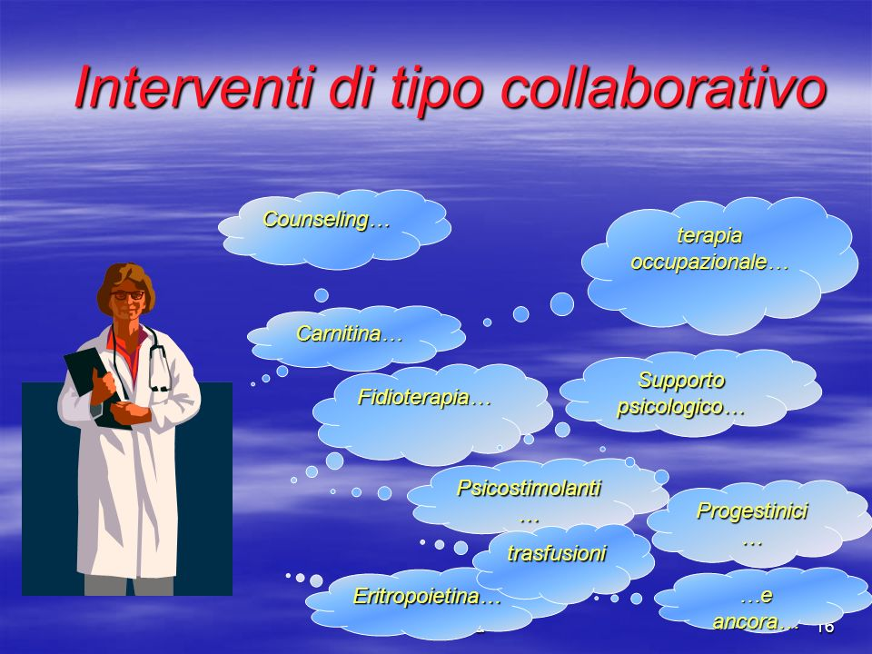 Interventi di tipo collaborativo