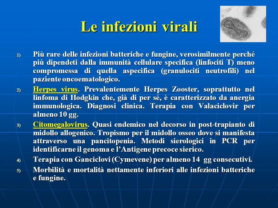 Le infezioni virali