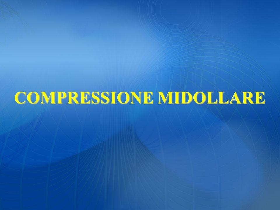 COMPRESSIONE MIDOLLARE