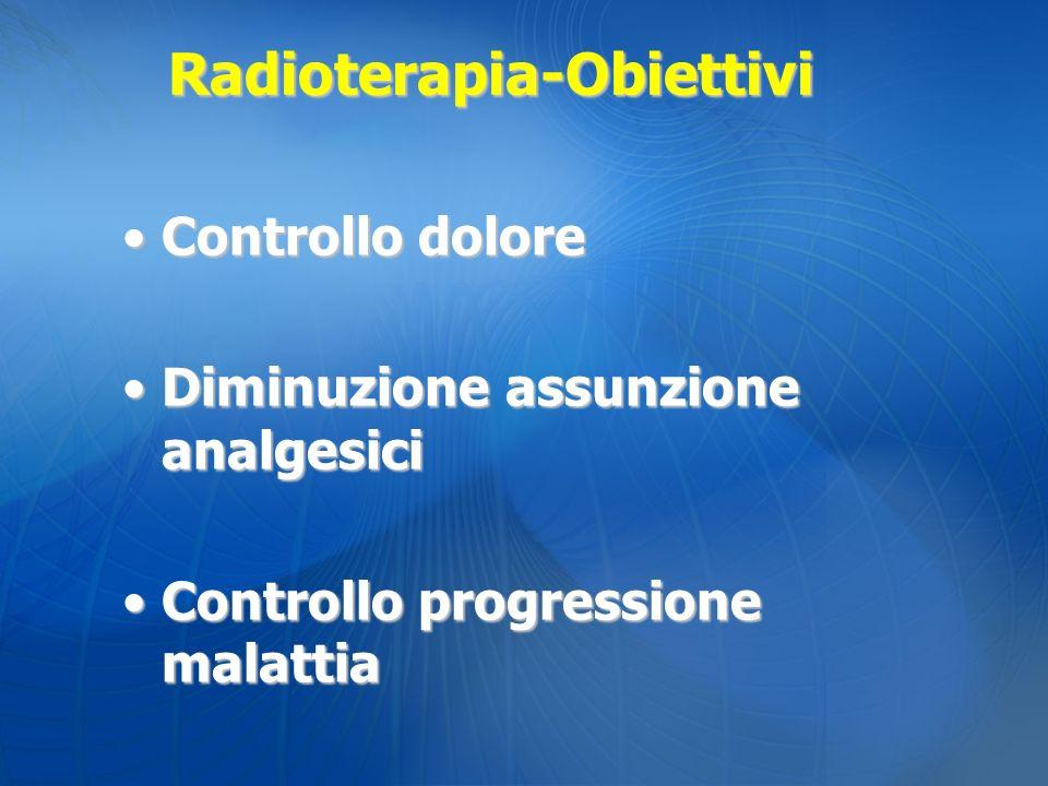 Radioterapia-Obiettivi