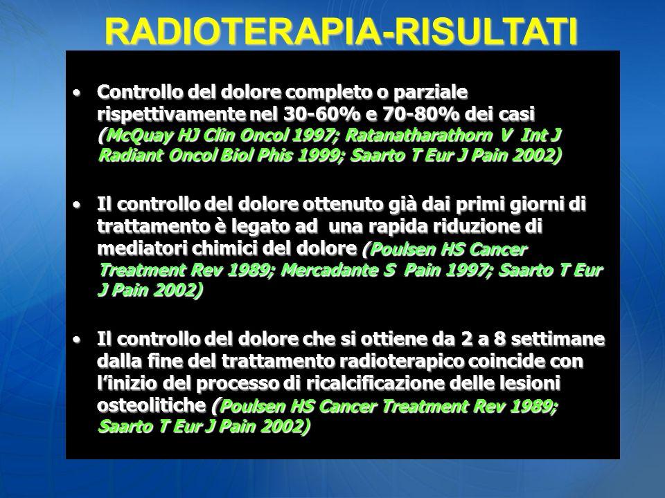 RADIOTERAPIA-RISULTATI