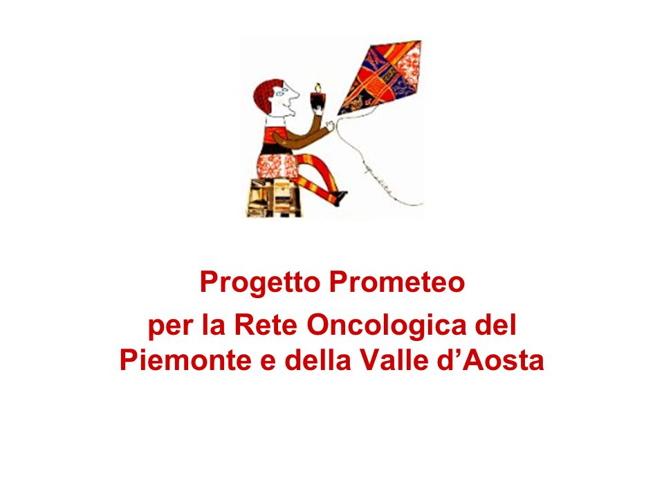 per la Rete Oncologica del Piemonte e della Valle d'Aosta