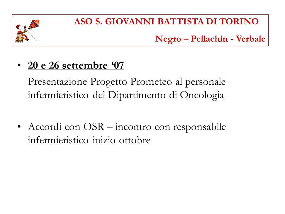 ASO S. GIOVANNI BATTISTA DI TORINO