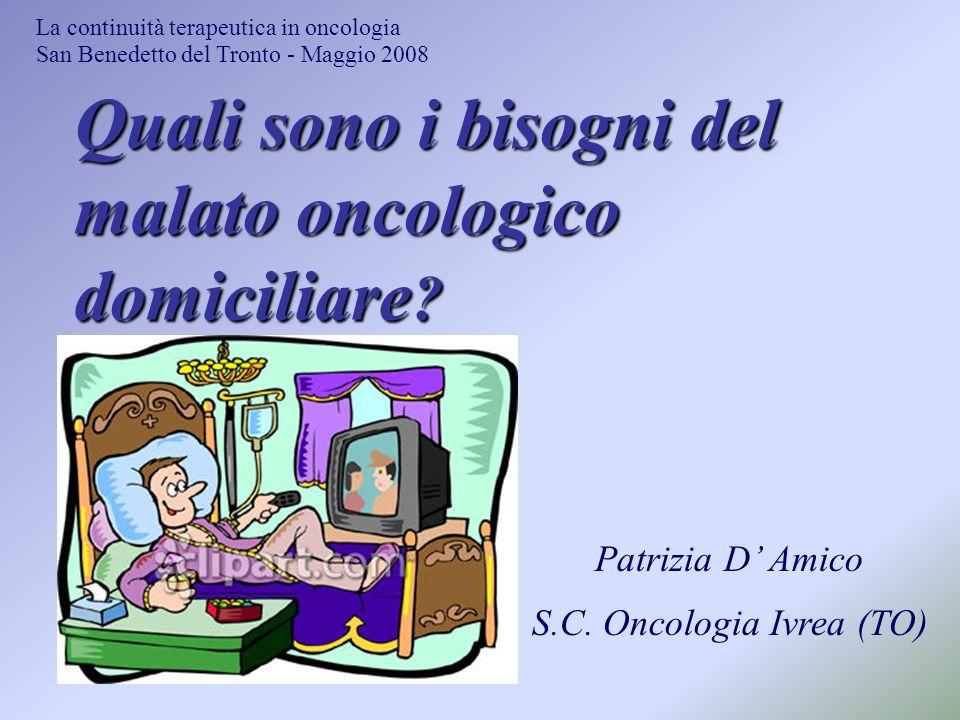 S.C. Oncologia Ivrea (TO)