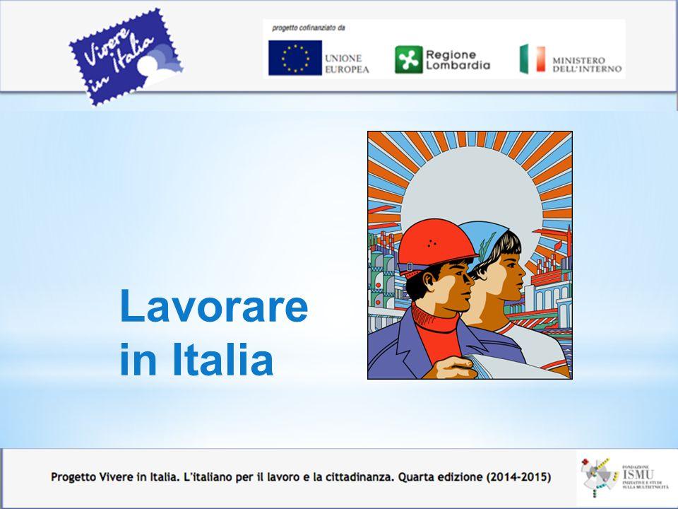 Lavorare in Italia