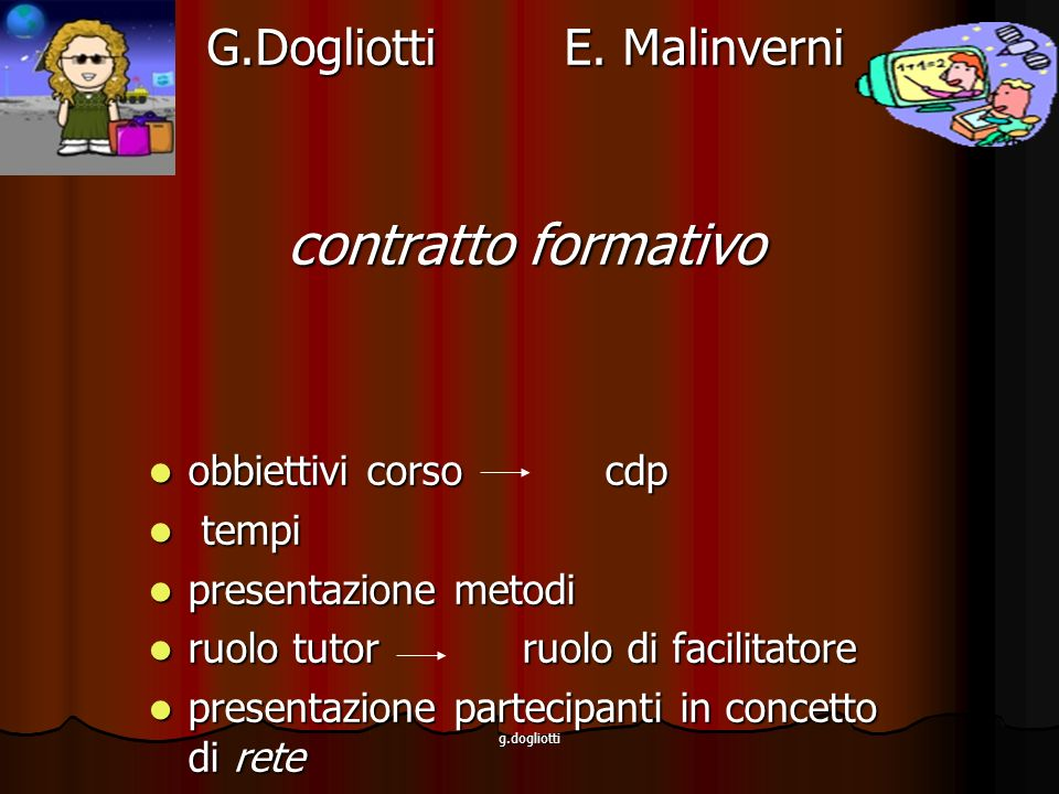 G.Dogliotti E. Malinverni contratto formativo