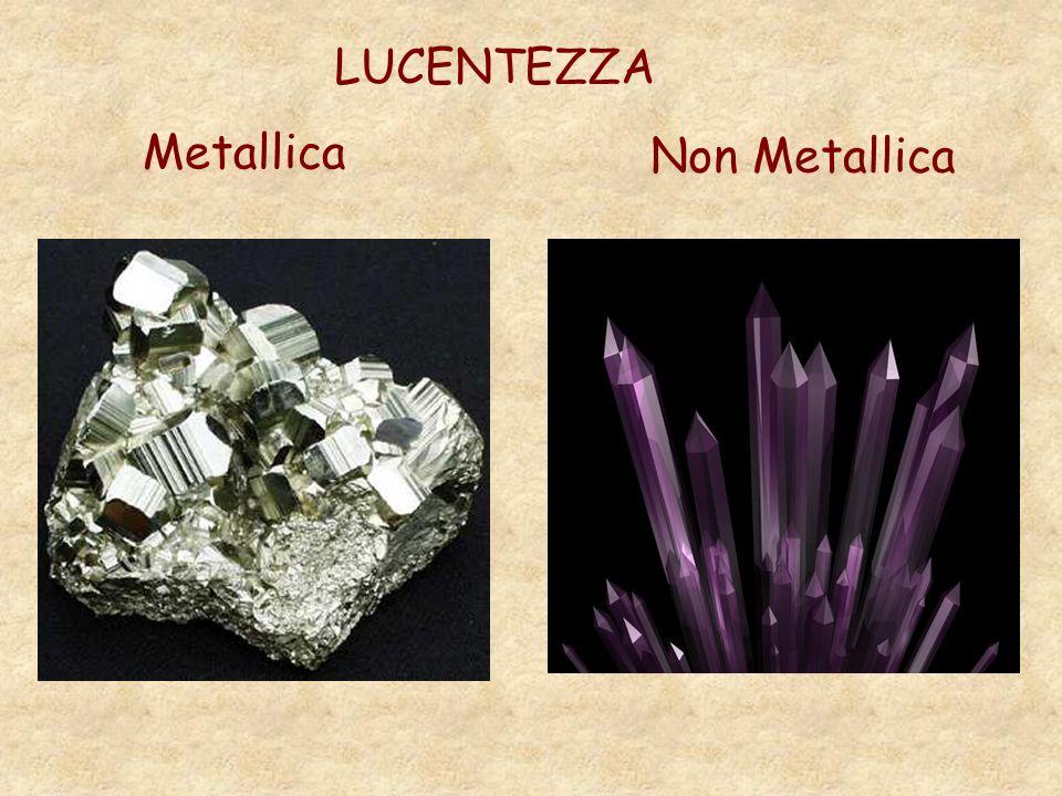 LUCENTEZZA Metallica Non Metallica