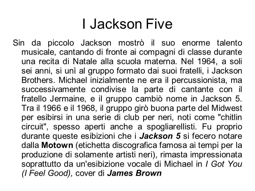 I Jackson Five