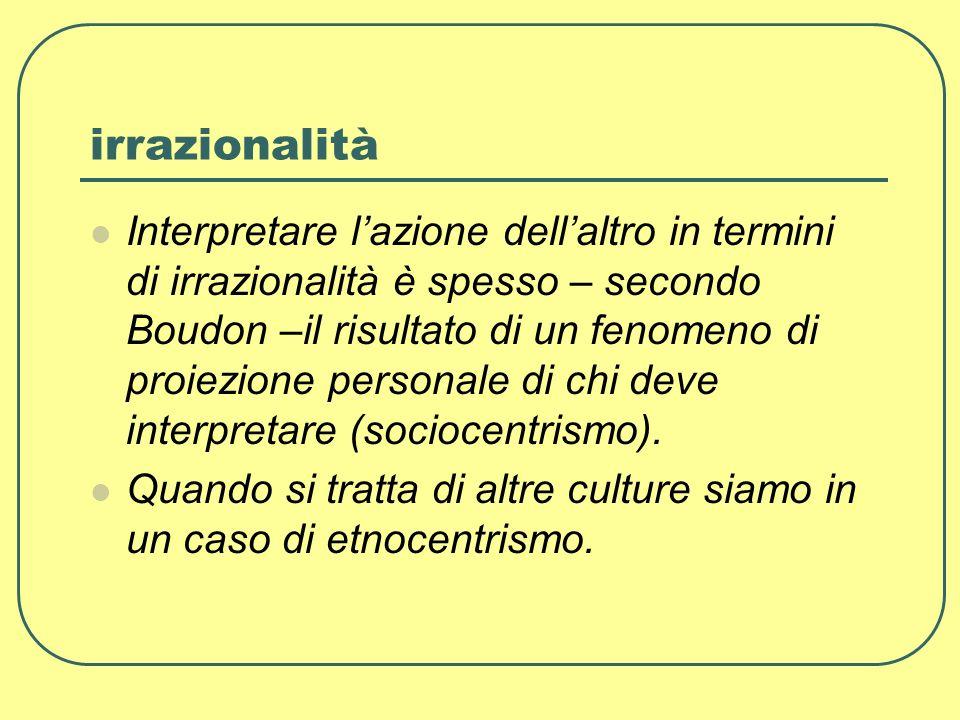 irrazionalità