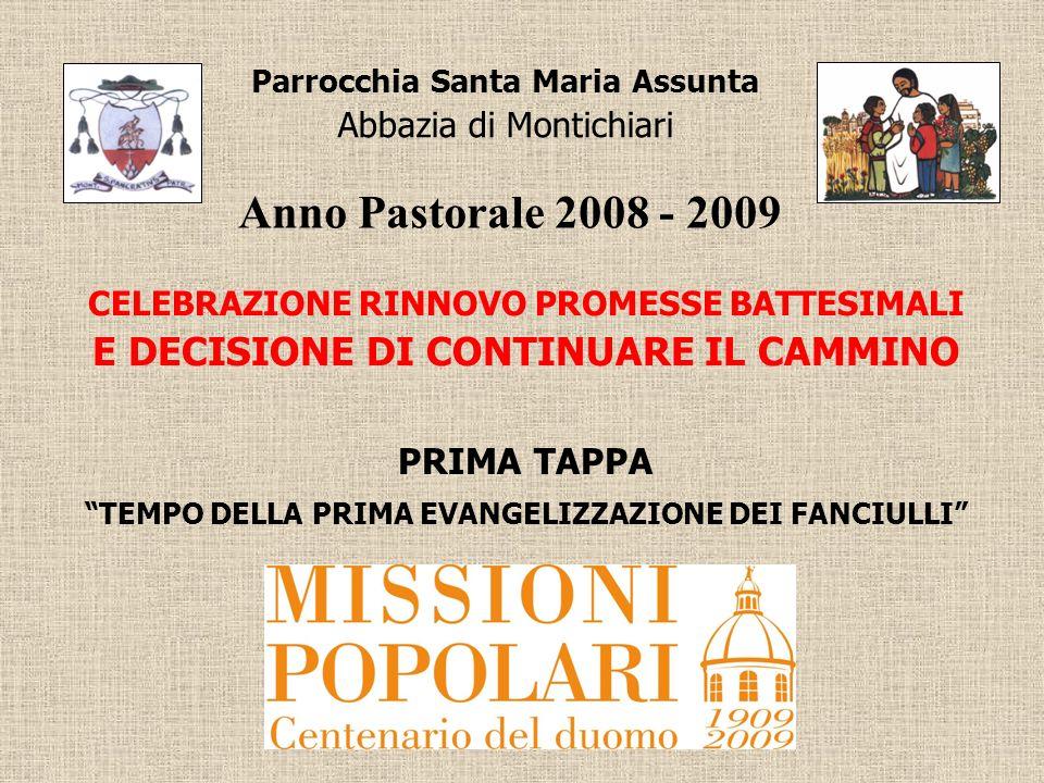 Parrocchia Santa Maria Assunta Abbazia di Montichiari