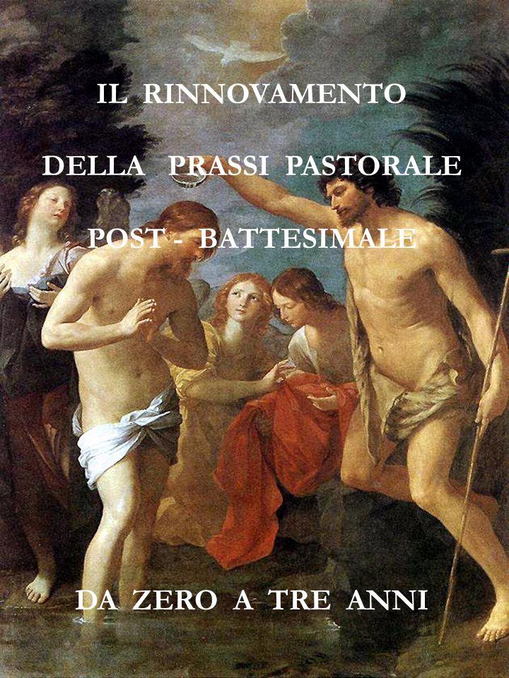DELLA PRASSI PASTORALE