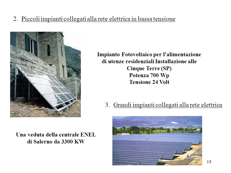 Una veduta della centrale ENEL di Salerno da 3300 KW