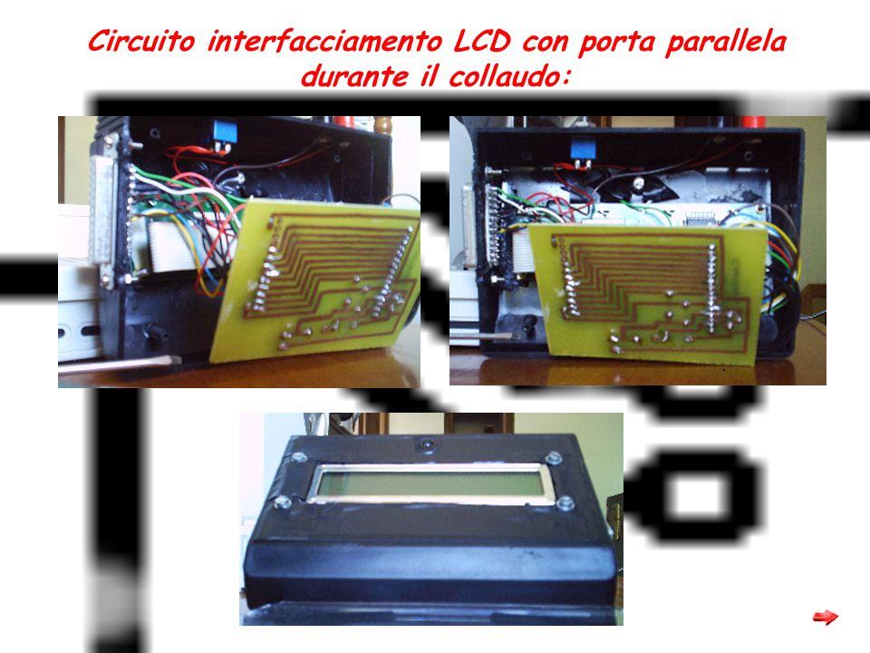 Interfacciamento pc con lcd ppt scaricare - Notebook con porta parallela ...