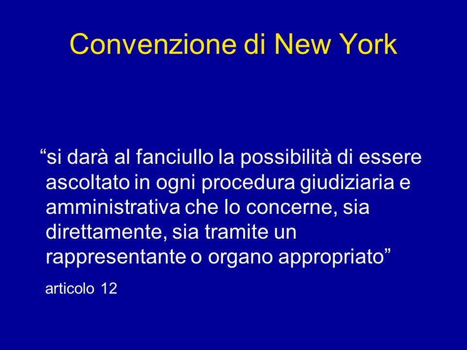 Convenzione di New York