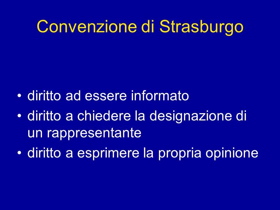 Convenzione di Strasburgo