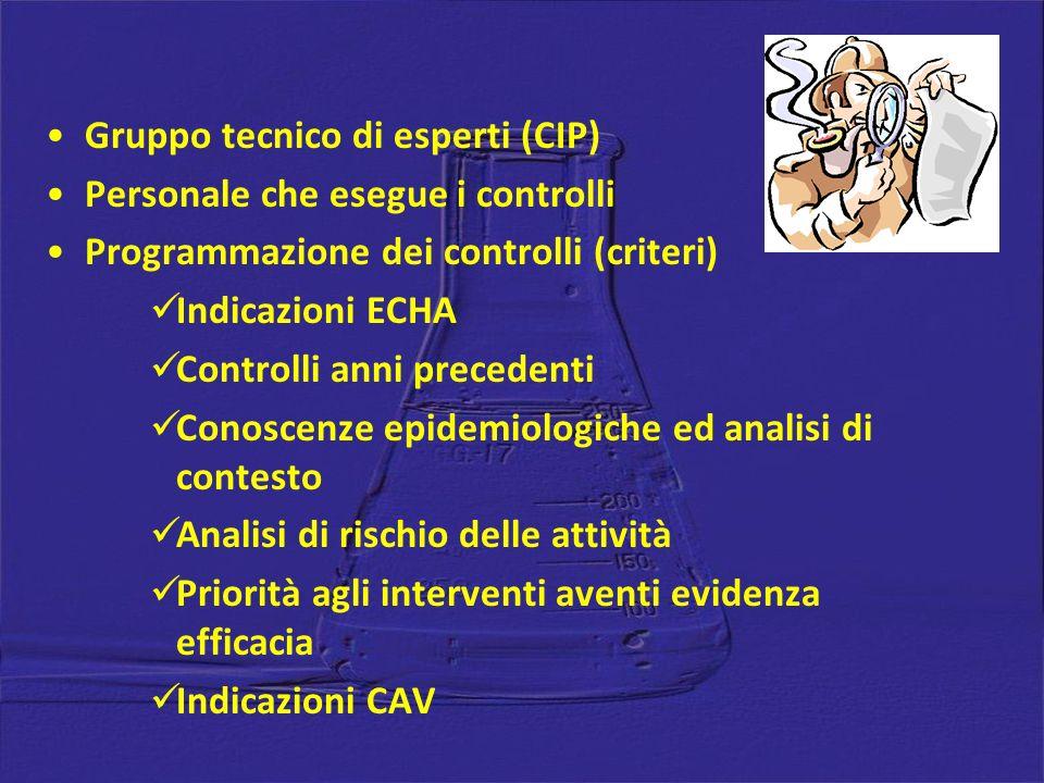 Gruppo tecnico di esperti (CIP)