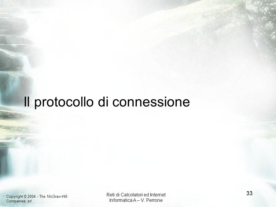 Il protocollo di connessione