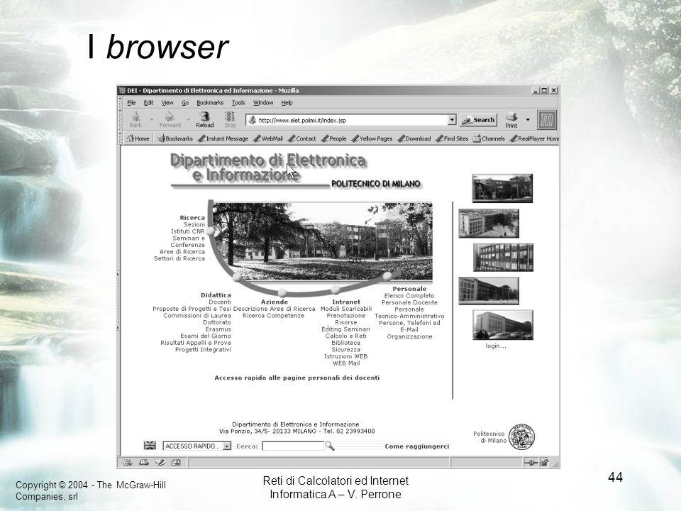 I browser