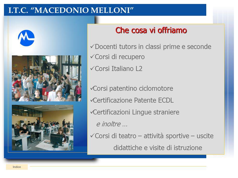 I.T.C. MACEDONIO MELLONI