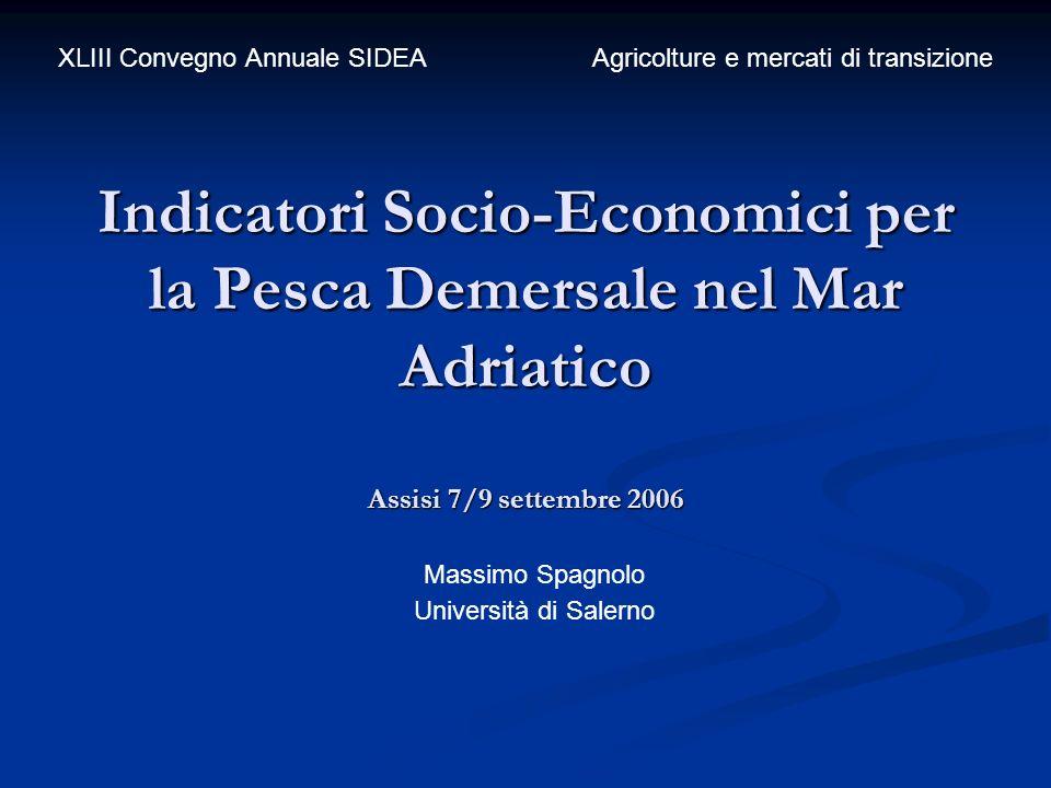 XLIII Convegno Annuale SIDEA Agricolture e mercati di transizione