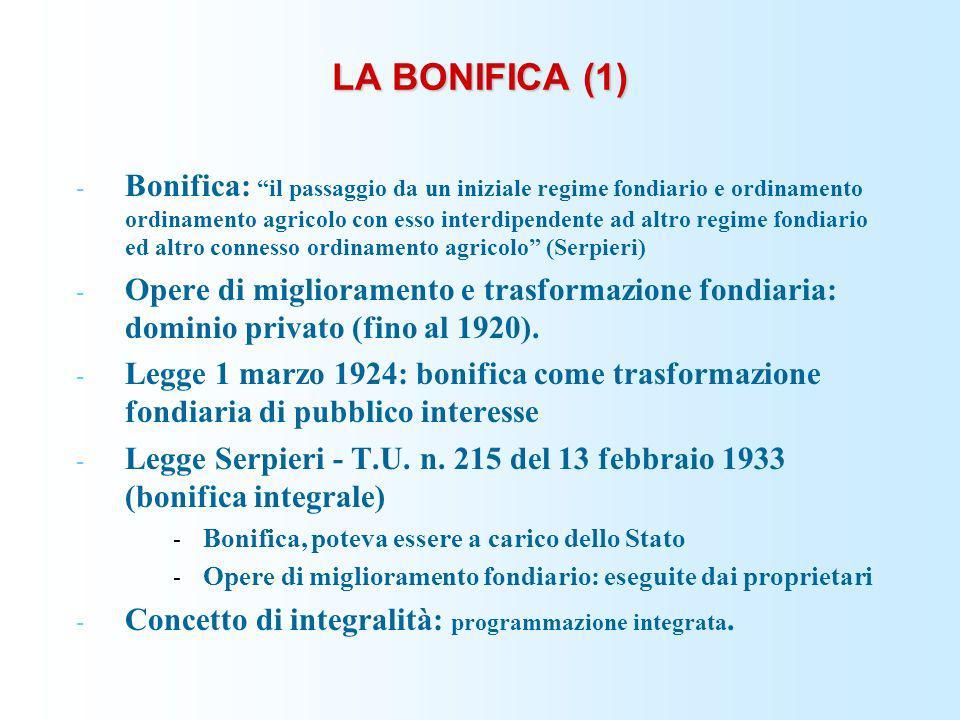 LA BONIFICA (1)