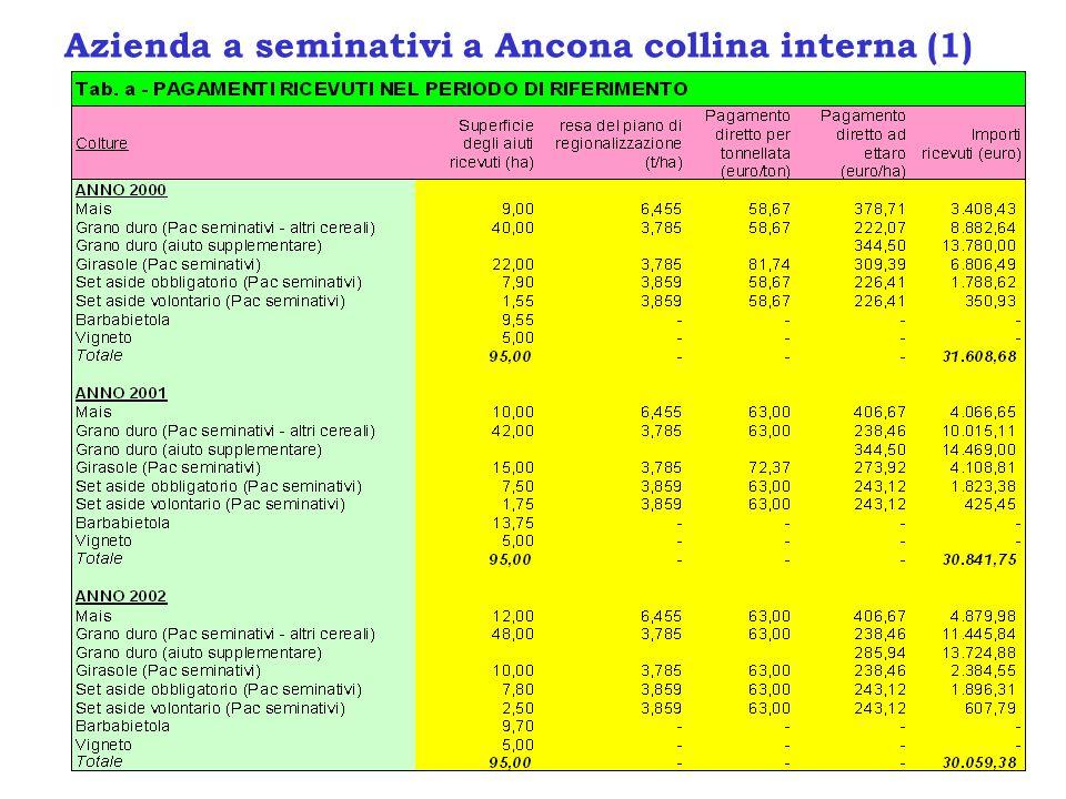 Azienda a seminativi a Ancona collina interna (1)