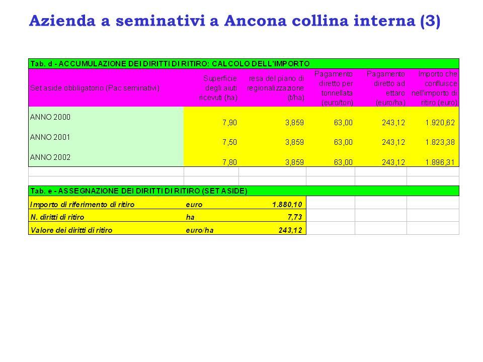 Azienda a seminativi a Ancona collina interna (3)