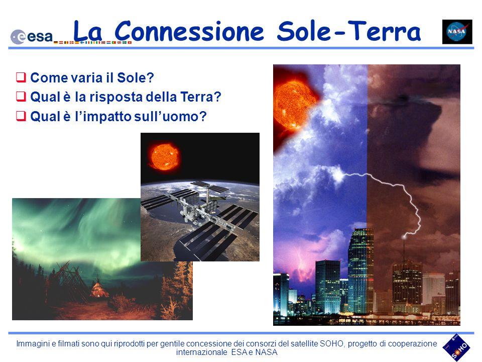 La Connessione Sole-Terra