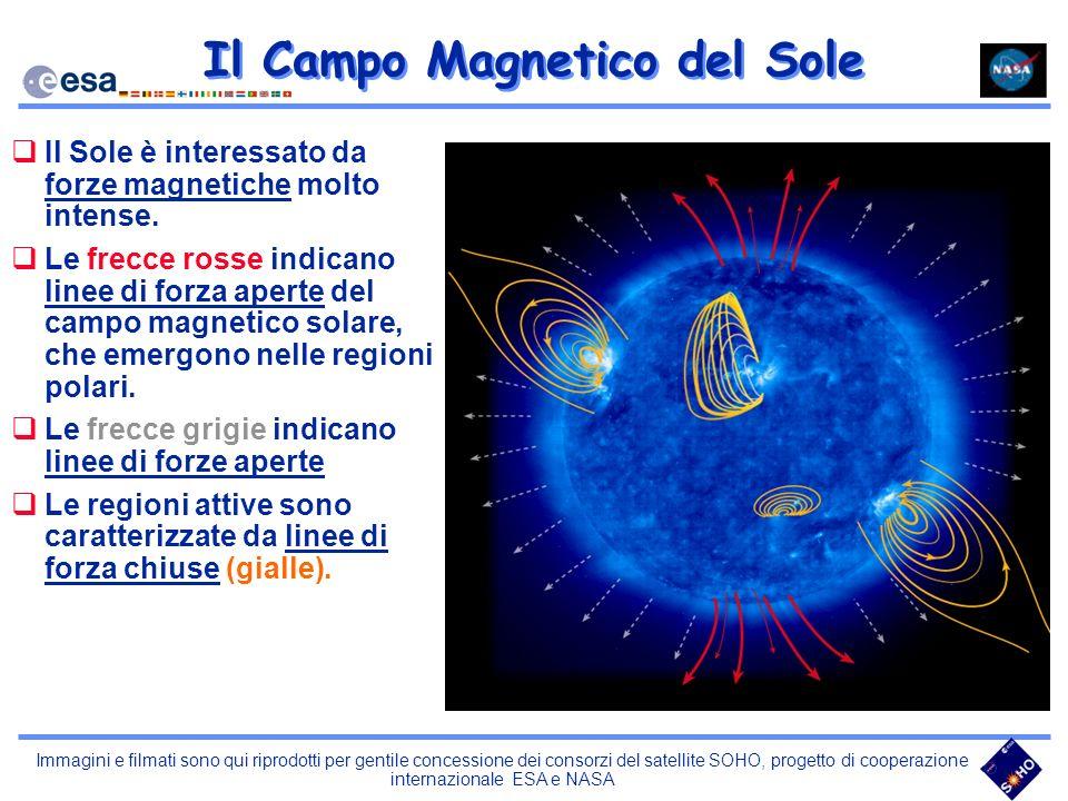Il Campo Magnetico del Sole